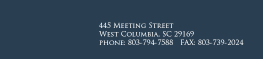 445 Meeting St. West Columbia SC 29169